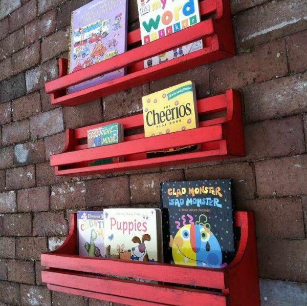 Hanging Wall Bookshelves best 10+ hanging bookshelves ideas on pinterest | shelves