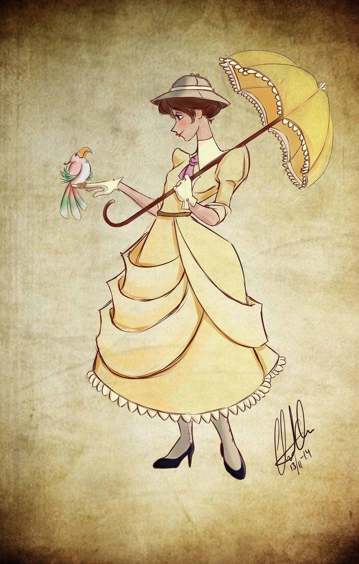 Jane Porter by LeeBbeunee on DeviantArt