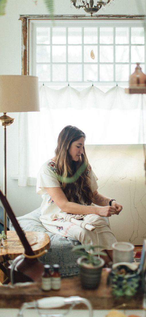 PORTLAND MADE INTERVIEWS EMILY KATZ  INTERIOR DESIGNER & MACRAME ARTIST