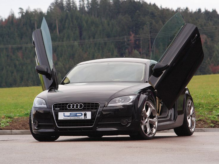 Audi TT XOXO: Lamborghini Doors, Sports Cars, Cars Celebrity, Cars Collection, Custom Cars, Cars Custom, Audi Tt, Dreams Cars, Cars Sports