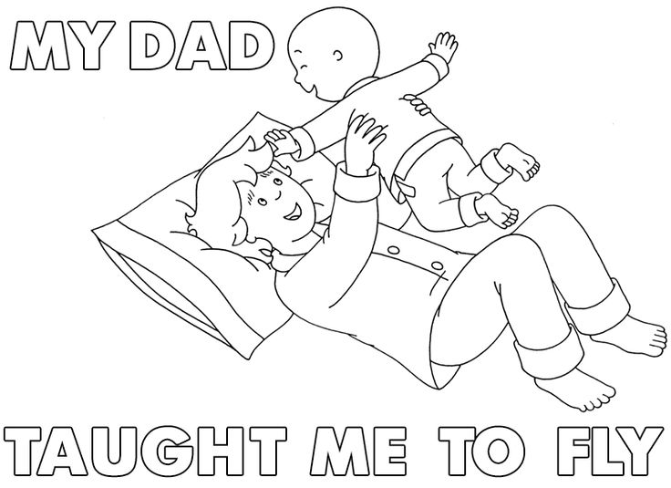 super dads coloring pages - photo#21