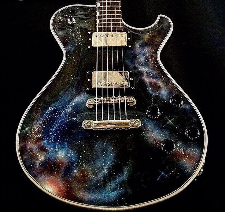 Knaggs Guitars Steve Stevens