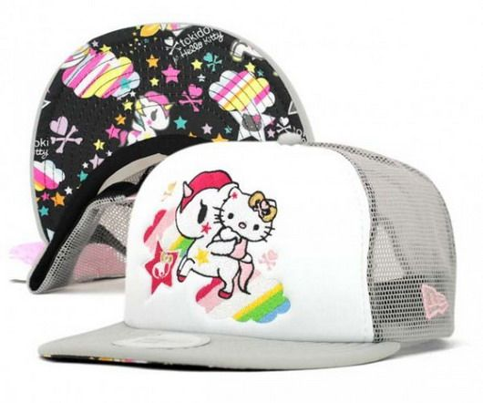 Unicorno Hello Kitty Cap