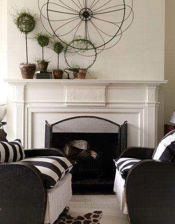 182 Best Fireplace Mantels Images On Pinterest