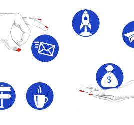Ikonki - jak je wykorzystać w biznesie i w procesie budowania marki? #freebie #icons #ikonki