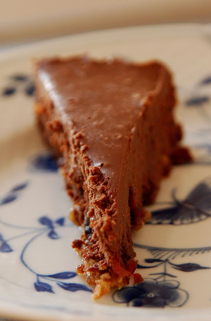 Hvis du har tænkt dig at tilbringe en dag i dit køkken med at nusse rundt om en dessert, bør du finde en anden opskrift. Den her chokoladesag er tilberedt på et interstellart splitminut. Med lidt g...