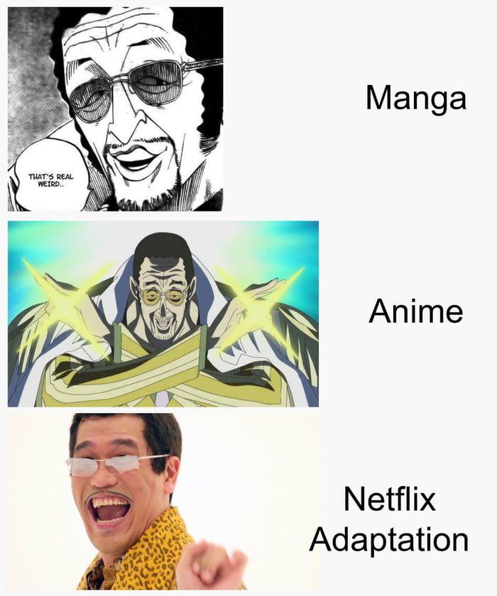Manga Anime Netflix: Funny Memes, New Memes, Memes