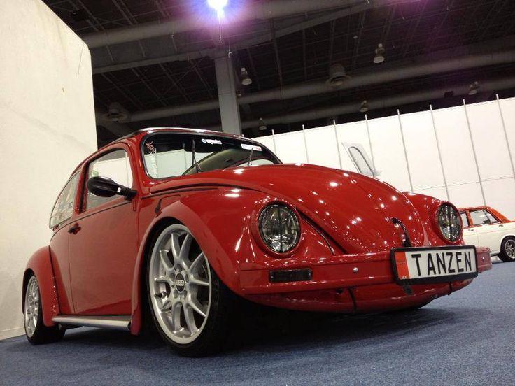 Red beetle german look