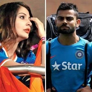 Anushka Sharma - Virat Kohli Jokes Go Viral - Yahoo Movies India
