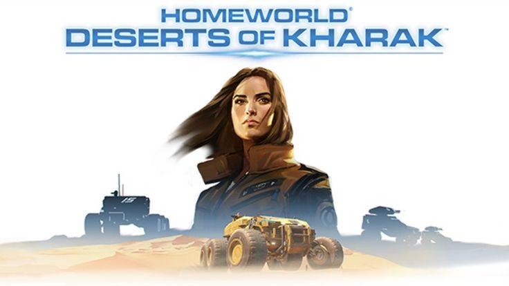 Новый трейлер Homeworld: Deserts of Kharak раскрывает элементы сюжета