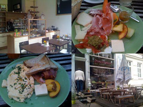 SPEISEKAMMER (Café und Frühstück / Eimsbüttel - Weidenstieg 5a)