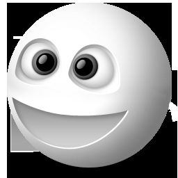 Messenger whack smiley yahoo happy face