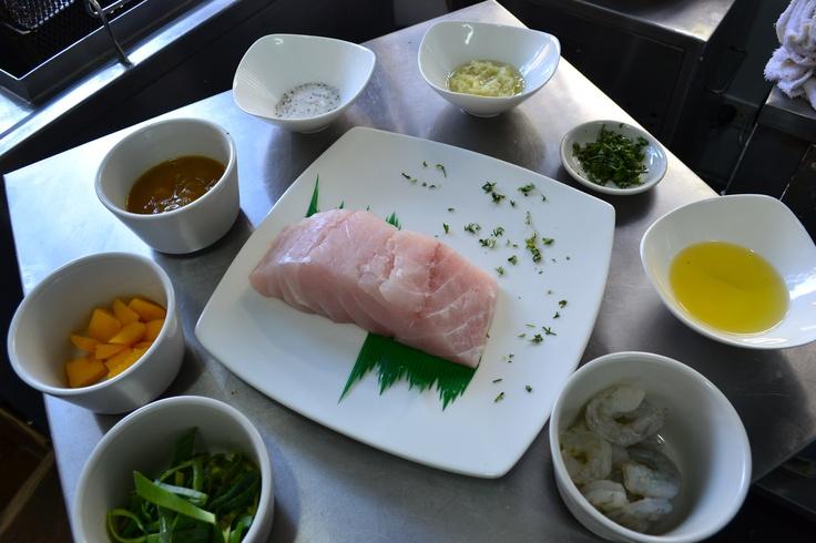 Ingredientes para preparar la receta.   Si quieres ver la receta completa entra en: http://www.youtube.com/watch?v=YMehtCN3riU