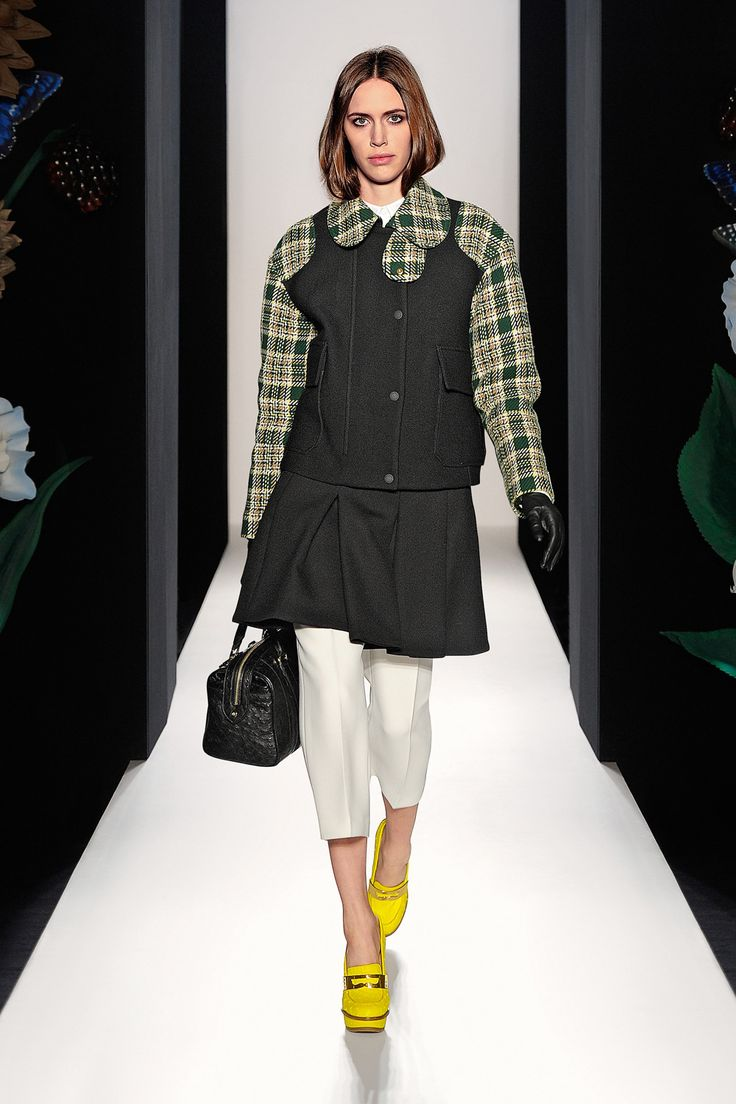 Tartan Trend - Mulberry Collection, AW 13 http://www.mulberry.com/