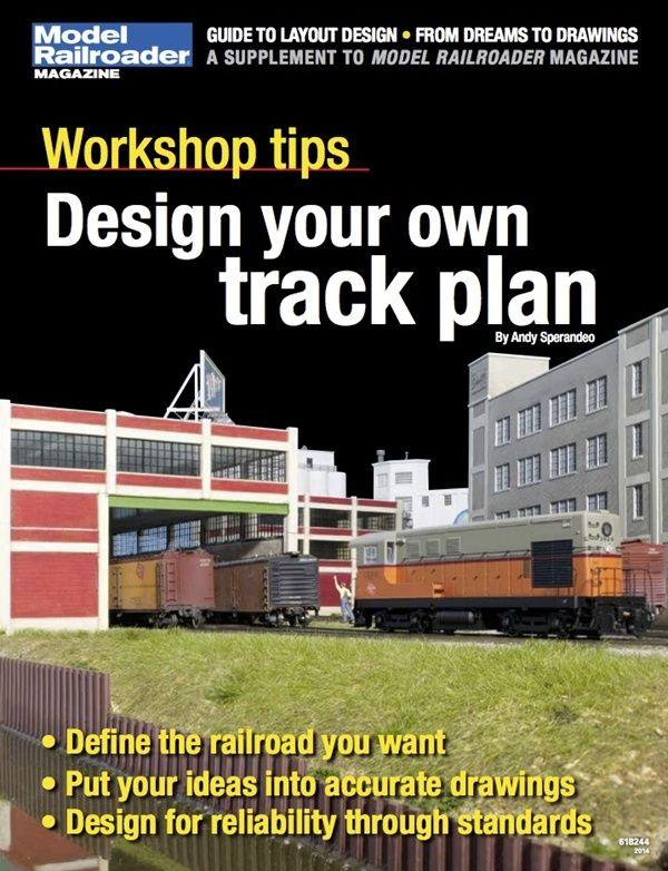 Free PDF download   Design your own track plan   Model Railroading
