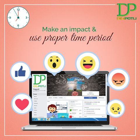 Don't use #Social #Media to impress people, use it to impact people. Check the time of your ads as #Traffic is high in between 7 to 10 pm.