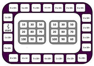 Bingo voor 2. Tafel van 10