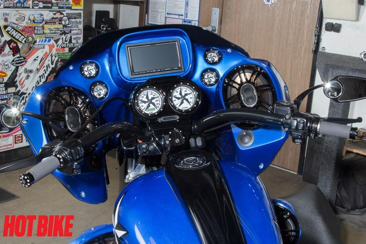 End of the Road Glide for this custom 2009 Harley-Davidson Road Glide | Hot Bike