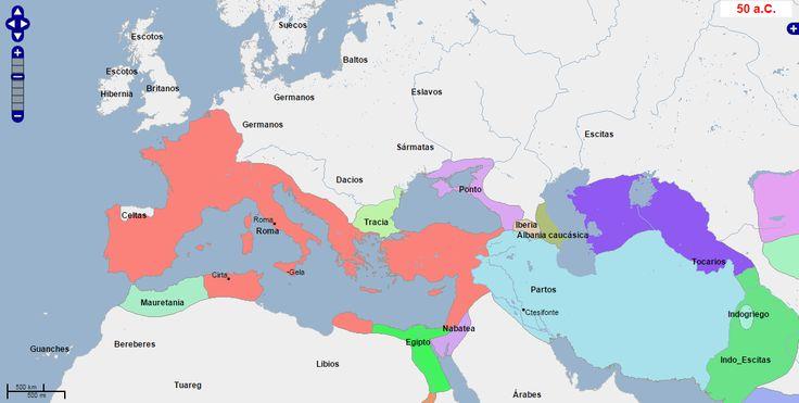 Ver en Pinterest: #88 #Mapa de Europa, Oriente Medio y ...