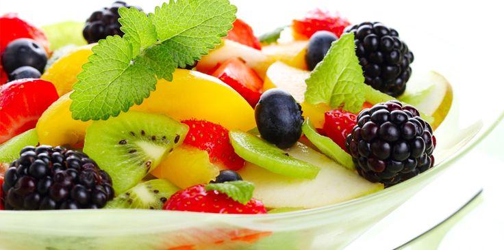 Elige las frutas en vez de los postres a diario y tu cuerpo y mente te lo agradecerá. ¿No nos crees? Lee nuestros tips.