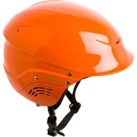 Shred helmet $55.96 #orange #bold #bike #helmet