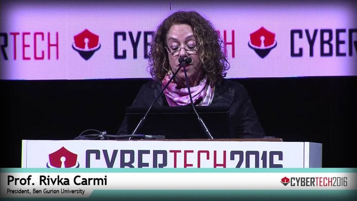 Watch a video showing the highlights from CyberTech Israel 2016