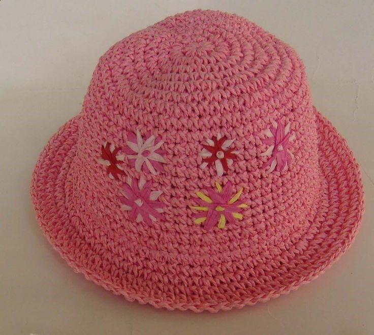 Easy Free Baby Crochet Hat Patterns
