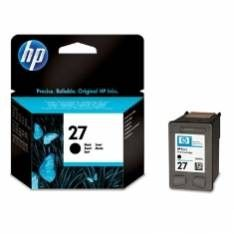 CARTUCHO TINTA HP 27 C8727AE NEGRO 10ML 3320/ 3420/ 3745