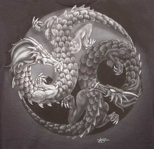 17 Best images about yin yang // symbols // dragons // ~ on ...