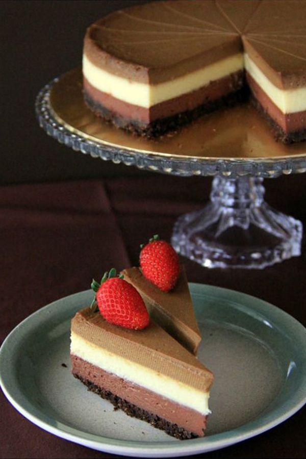 Oltre 25 Fantastiche Idee Su Cheesecake Per Diabetici Su
