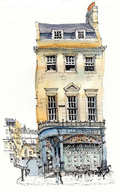 George Street, Bath | Flickr - Photo Sharing!