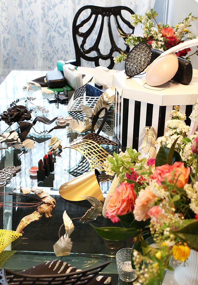 Caulfield Cup Carnival Style Program Accessories