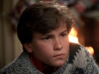 Rusty in National Lampoons Christmas Vacation, is Dr. Leonard Hoffsteader in Big Bang Theory!