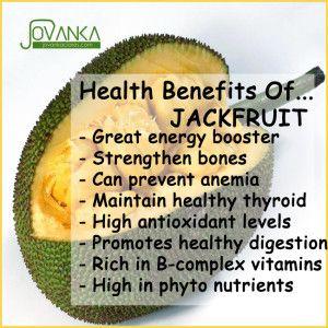 jackfruit, health benefits of jackfruit