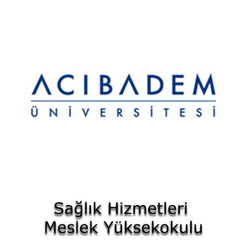 Acıbadem Üniversitesi - Sağlık Hizmetleri Meslek Yüksekokulu | Öğrenci Yurdu Arama Platformu