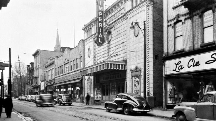 Rue St Joseph années 40