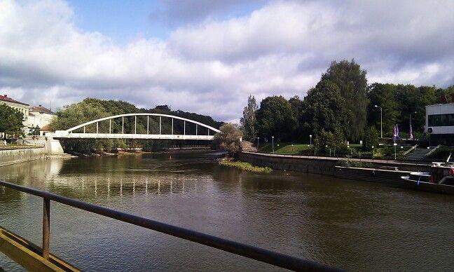 Tartu river