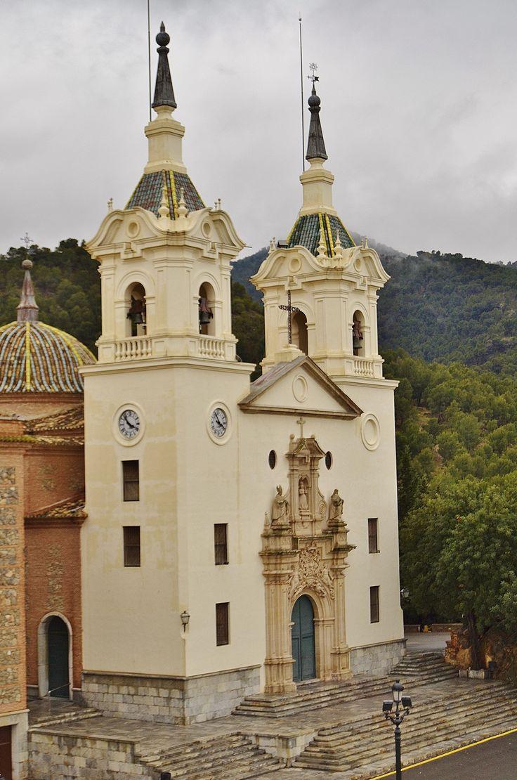 Santuario de La Fuensanta (Murcia)