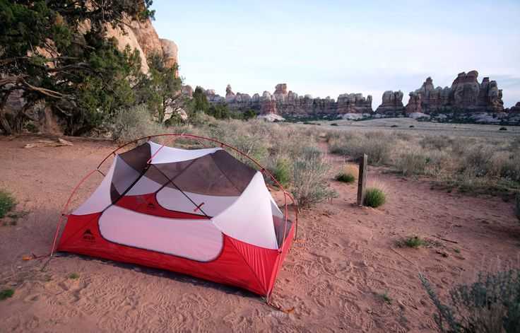 2016 Top Backpacking Tents