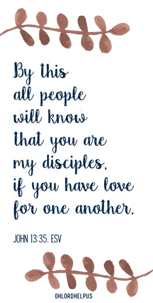 Judgement will divide and destroy us from within. As followers of Christ, we are to live in unity by loving one another, even when we disagree.