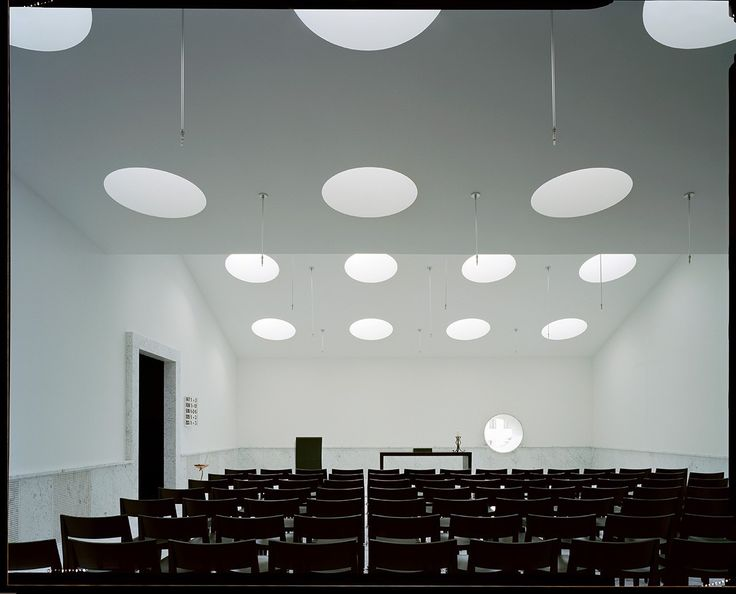Guignard & Saner - Reform church, Dornach 2003. Photos © Walter Mair.