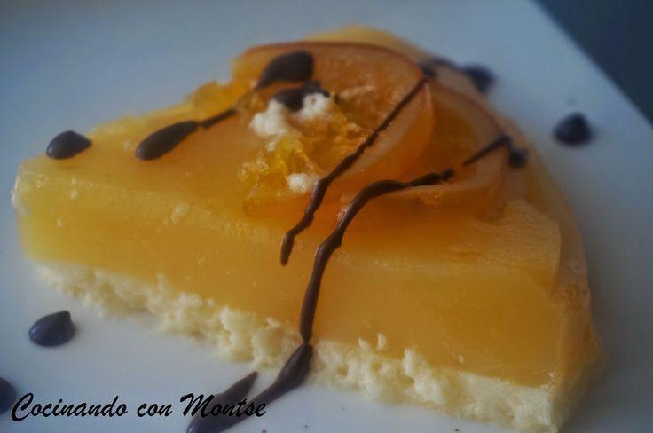 Cocinando con Montse: Dulce de naranja para San Valentín. http://www.cocinandoconmontse.com/2015/02/dulce-de-naranja-para-san-valentin-frutas-postres.html