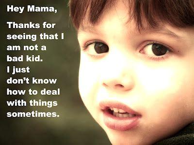 Autism parents understand behavior is communication.