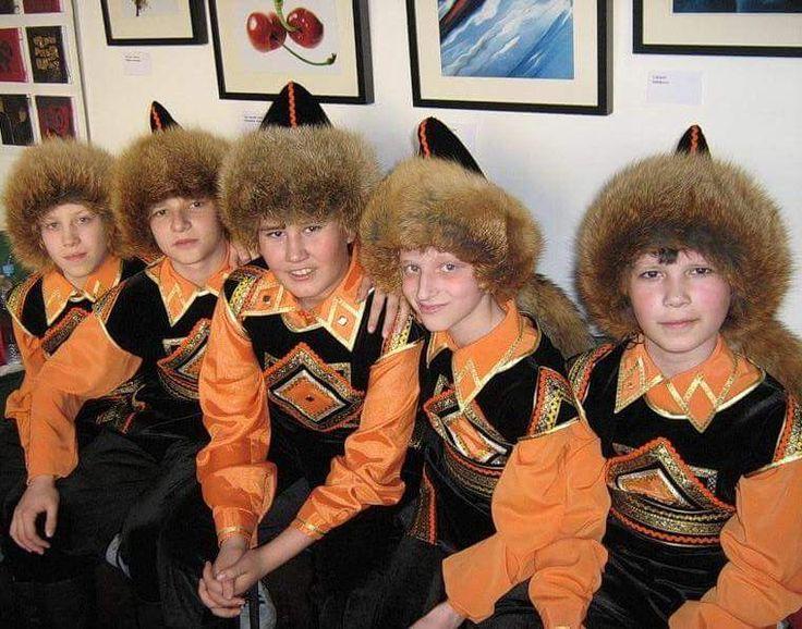 Bashkort-Turk boys