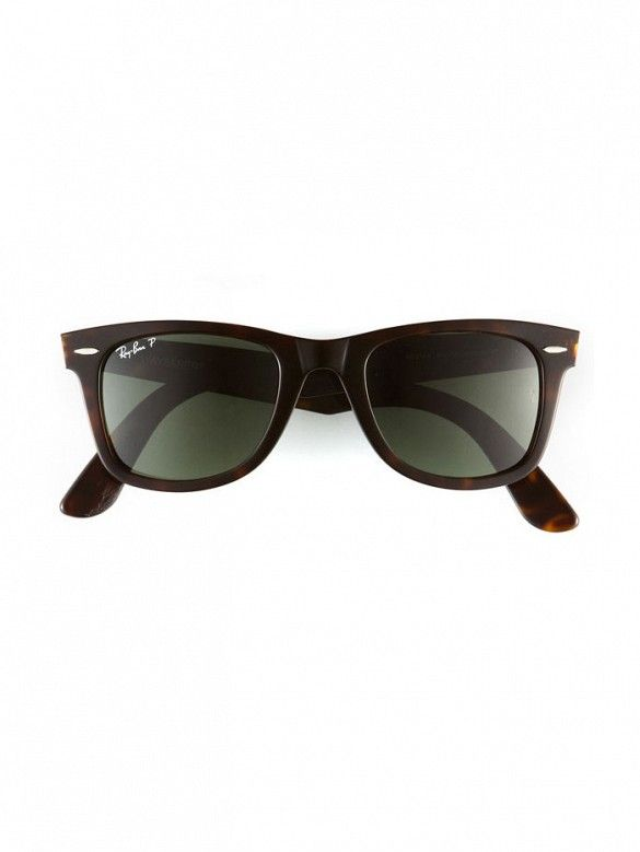 classic wayfarer 50mm polarized sunglasses  17 Best ideas about Ray Ban Polarized on Pinterest