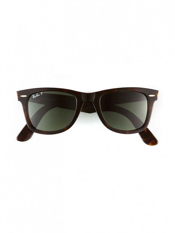 classic wayfarer 50mm polarized sunglasses  17 Best ideas about Ray Ban Polarized on Pinterest