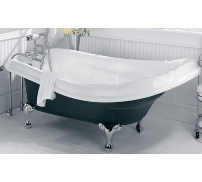 how to clean american standard tub