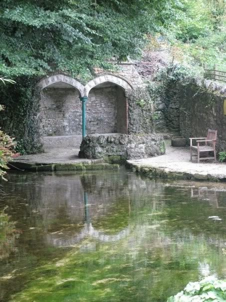 Upwey Wishing Well, nr. Weymouth, Dorset.