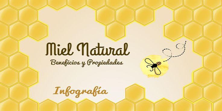 Beneficios de la miel para la salud.