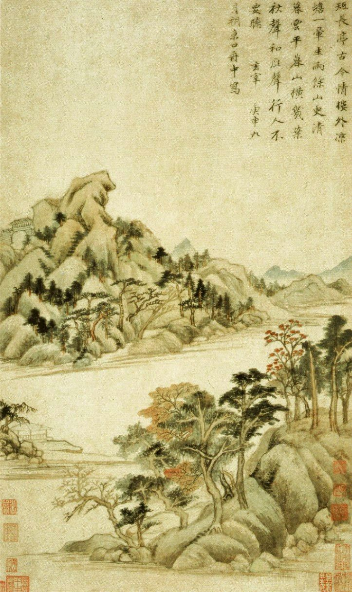 16 best dong qichang images on pinterest chinese painting bell work sciox Gallery